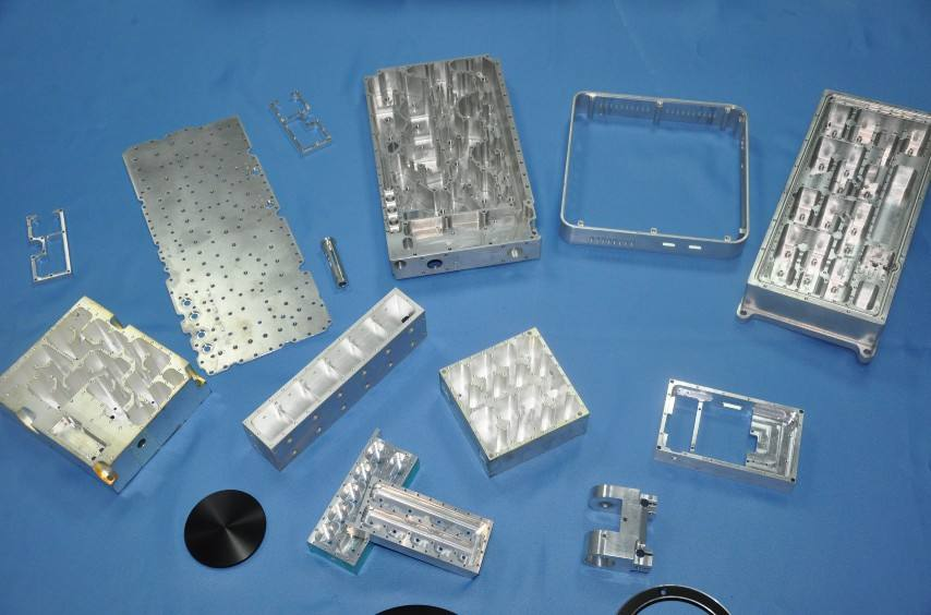 非标自动化零件加工